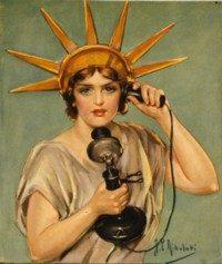 Liberty is calling